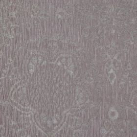 Tableau - Granita - Fabric made from 100% polyester in two dark shades of grey, featuring a subtle design of pretty, detailed patterns