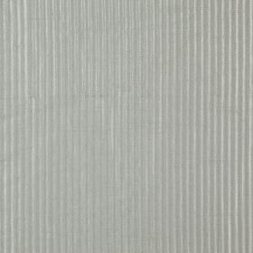 Background - Mist - Thin lines alternating in light and dark shades of grey running down 100% polyester fabric
