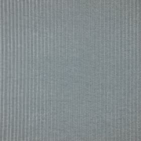 Background - Ocean - 100% polyester fabric made with a thin vertical line design in light grey and blue-grey colours