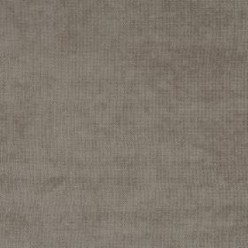 Eden - Walnut - Swatch of plain dark grey fabric with no pattern