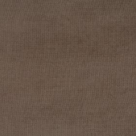 Eden - Beaver - Fabric which is plain brown and unpatterned
