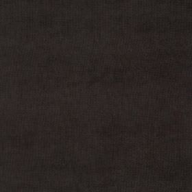 Eden - Chestnut - Plain dark charcoal coloured fabric