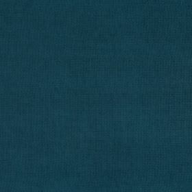 Eden - Balsam - Fabric in a very dark shade of aqua blue
