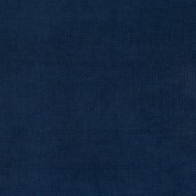 Eden - Navy - Swatch of rich, navy blue coloured fabric
