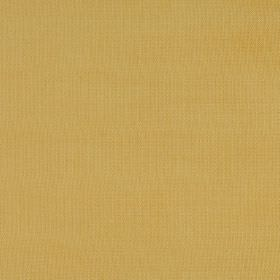 Eden - Freesia - Gold coloured fabric with no pattern
