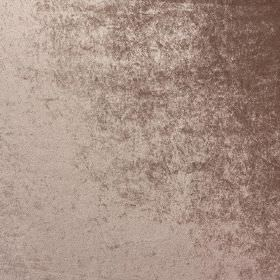 Marco - Bruno - 100% polyester fabric made with a slightly patchy finish in dark brown and light stone colours