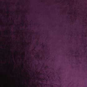 Marco - Violetto - Fabric made from 100% polyester in a dark shade of Royal purple, featuring a slightly darker, patchy finish