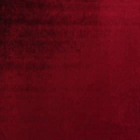 Marco - Vino - Deep, luxurious wine coloured fabric made from slightly patchy 100% polyester