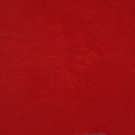 Heritage - Garnet - Off-white coloured hard wearing fabric