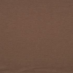 Jubilee - Truffle - Plain chocolate brown coloured fabric made from cotton with no pattern