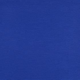 Jubilee - Crown - Swatch of very bright blue coloured cotton fabric