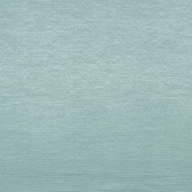 Jubilee - Duck Egg - Plain duck egg blue coloured cotton fabric with no pattern