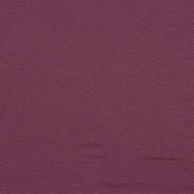 Jubilee - Plum - Unpatterned purple cotton fabric