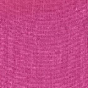 Kingsley - Magenta - Unpatterned polyester fabric in a bright shade of hot pink