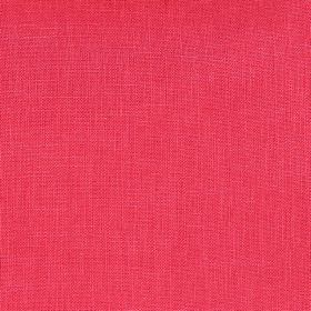 Kingsley - Poppy - Tomato coloured fabric made entirely from polyester