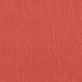 Kingsley - Sienna - 100% polyester fabric made in a burnt shade of orange