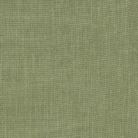 Kingsley - Olive - Polyester fabric made in a forest green colour
