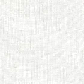 Kingsley - Asparagus - Polyester fabric in a bright white colour