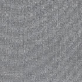 Kingsley - Pewter - 100% polyester fabric in iron grey which has a slight tinge of Air Force blue
