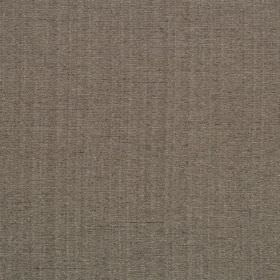 Madison - Aluminium - Polyester-cotton blend fabric in a plain shade the colour of tree bark