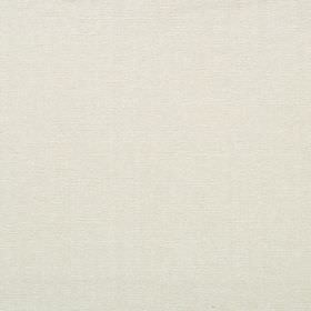 Madison - Pearl - Plain, unpatterned polyester-cotton blend fabric in an off-white colour