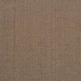 Madison - Plaza - Chocolate coloured polyester and cotton blend fabric