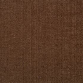 Madison - Beaver - Polyester and cotton blend fabric made in a rich, deep brown colour
