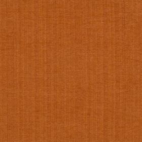 Madison - Manderin - Fabric blended from polyester and cotton in a rich, burnt orange colour