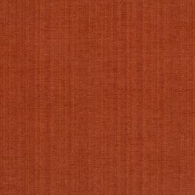 Madison - Canyon - Deep terracotta-orange coloured fabric blended from polyester and cotton