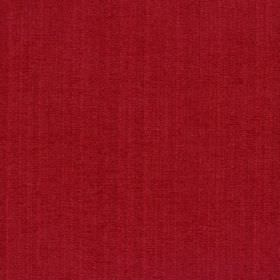 Madison - Fire - Plain scarlet coloured fabric made from a combination of polyester and cotton