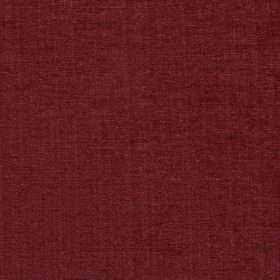 Madison - Porto - Polyester and cotton blend fabric in such a deep shade of red that it resembles the colour of dried blood