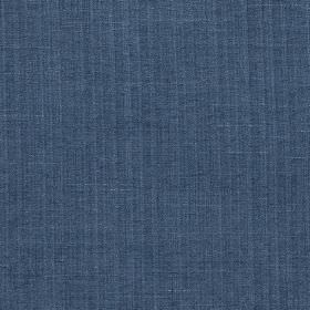 Madison - Navy - Fabric made from denim blue coloured polyester and cotton blended together