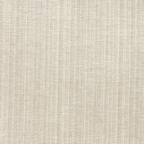 Madison - Sesame - Two similar shades of cream making up a subtly striped polyester-cotton blend fabric