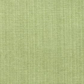 Madison - Lime - Subtly striped bright, light green coloured polyester and cotton blend fabric