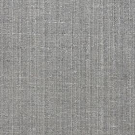 Madison - Shark - Polyester-cotton blend fabric in steel grey with a few subtle lighter lines running vertically through it