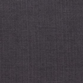 Madison - Charcoal - Fabric made from a slate coloured blend of polyester and cotton
