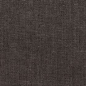 Madison - Truffle - Very dark brown-grey coloured fabric made from a combination of cotton and polyester