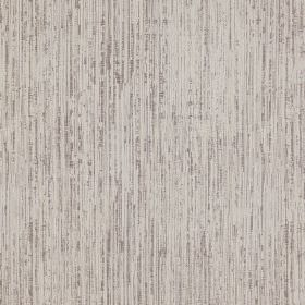 Newgate - Linen - Thin dark grey streaks running down an off-white coloured 100% polyester fabric background