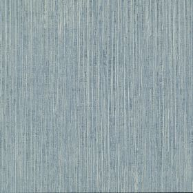Newgate - Aqua - 100% polyester fabric in light blue, finished with subtle, thin vertical streaks in white