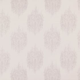 Pavilion - Pearl - Fabric made from 100% polyester, featuring a subtle design of smudged spots in two very similar pale shades of grey