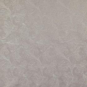 Carlton - Linen - Very subtly patterned cotton and polyester blend fabric made in a luxurious chrome grey colour
