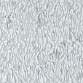 Fold - Mirage - White wiggling lines against a grey hard wearing fabric background