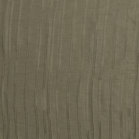 Crepe - Foam - Hard wearing fabric with a subtle, shimmering stripe pattern, although made all in one shade of green-grey