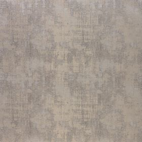 Miami - Silver Cloud - Patchily coloured polyester and viscose blend fabric made in two different shades of grey