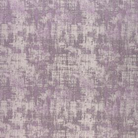 Miami - Fragrant Lilac - Lavender and light grey colours making up a patchy effect on fabric blended from a mixture of polyester and viscose