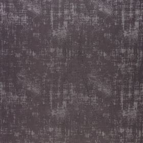 Miami - Grey - Very dark purple-grey coloured polyester and viscose blend fabric, featuring a few lighter grey coloured patches