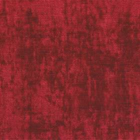 Padan - Rosso - Red and purple-brown patchy coloured fabric which is hard wearing