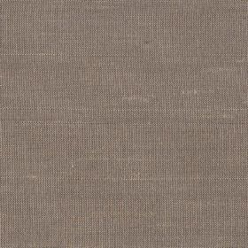 Mistral - Chinchilla - Brown-grey hard wearing fabric which has been woven with some slightly thicker threads
