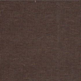 Mistral - Bison - Plain espresso coloured fabric which is hard wearing