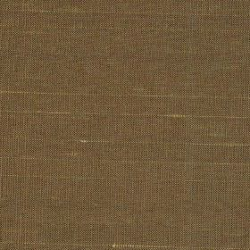 Mistral - Sepia - Hard wearing fabric in green-brown, woven with some threads which are slightly thicker and lighter in colour